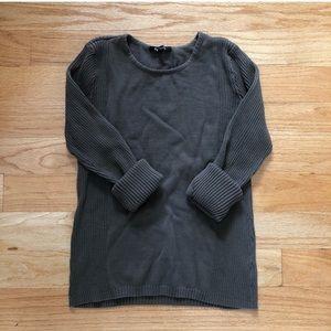 Relativity Sweaters - Relativity Army Green Sweater